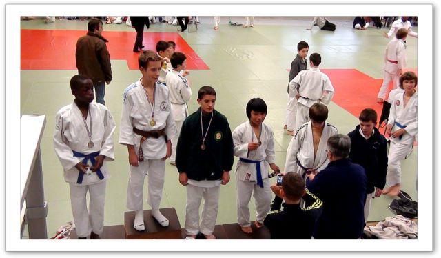 Compétition du 4 Décembre - podium 2