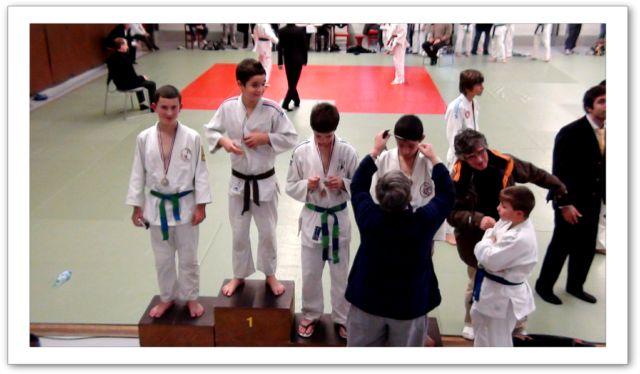 Compétition du 4 Décembre - podium 3