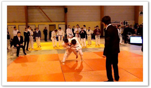 Compétition du 4 Décembre - combat