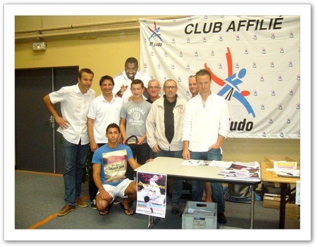 Le judo club Bruzois