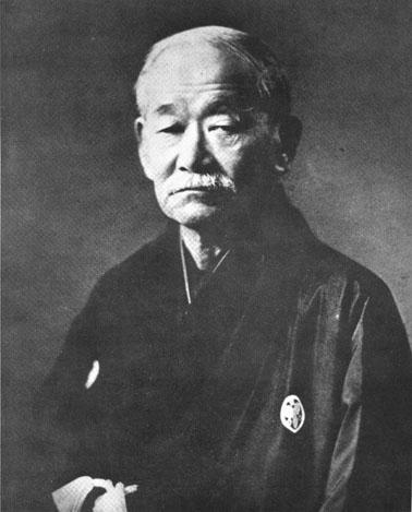 Maître Jigoro Kano - Fondateur du Judo
